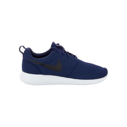 Chaussures Homme Baskets basses Nike Roshe Run Bleu