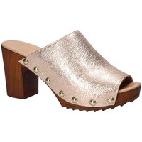 Chaussures Femme Mules Keys 5868 Rose