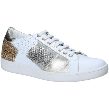 Chaussures Femme Baskets basses Keys 5531 Blanc