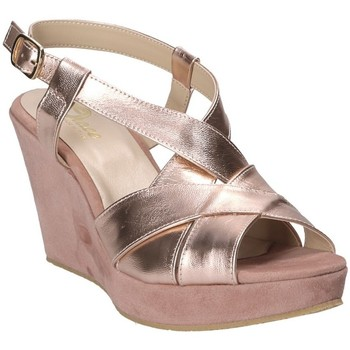 Chaussures Femme Sandales et Nu-pieds Grace Shoes D 018 Rose