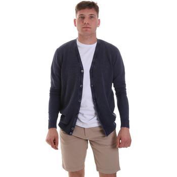 Vêtements Homme Gilets / Cardigans Sseinse ME1511SS Bleu
