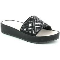 Chaussures Femme Mules Grunland CI1287 Noir