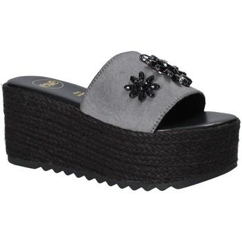 Chaussures Femme Mules Exé Shoes G47008347A13 Noir
