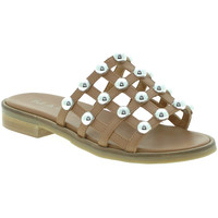 Chaussures Femme Mules Mally 6141 Marron