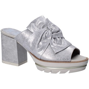 Chaussures Femme Mules CallagHan 22601 Gris