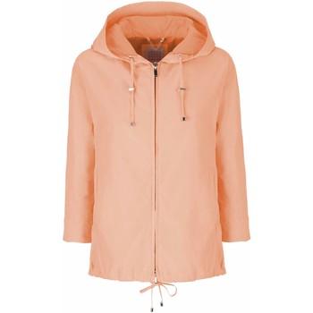Vêtements Femme Parkas Geox W8220Q T2415 Orange