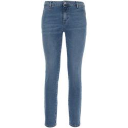 Vêtements Femme Jeans slim NeroGiardini P860221D Bleu