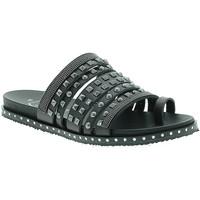 Chaussures Femme Sandales et Nu-pieds 18+ 6135 Noir