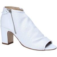 Chaussures Femme Sandales et Nu-pieds Keys 5614 Blanc