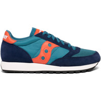Chaussures Homme Baskets basses Saucony S70368 Bleu