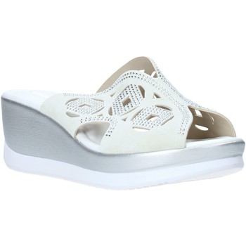 Chaussures Femme Mules Valleverde 32150 Blanc
