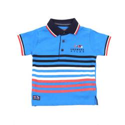 Vêtements Enfant Polos manches courtes Losan 015-1037AL Bleu