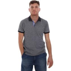 Vêtements Homme Polos manches courtes Sseinse ME1526SS Bleu