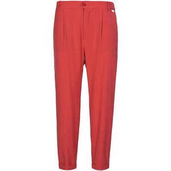 Vêtements Femme Chinos / Carrots Café Noir JP228 Rouge