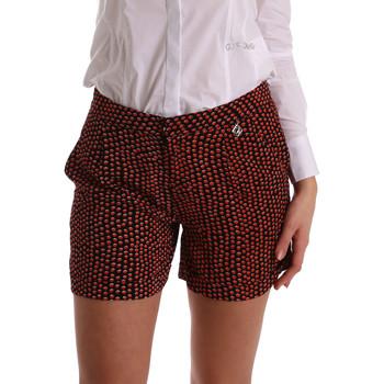 Vêtements Femme Shorts / Bermudas Gaudi 73BD25209 Noir