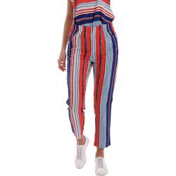 Vêtements Femme Chinos / Carrots Gaudi 73BD25211 Bleu