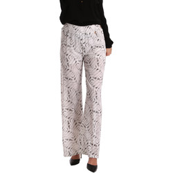 Vêtements Femme Pantalons fluides / Sarouels Gaudi 73BD25224 Blanc