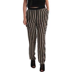 Vêtements Femme Pantalons fluides / Sarouels Gaudi 73FD25202 Noir