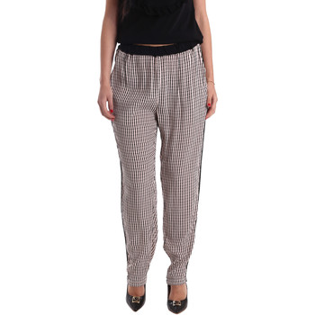 Vêtements Femme Pantalons fluides / Sarouels Gaudi 73FD25238 Noir