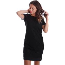 Vêtements Femme Robes courtes Y Not? 17PEY028 Noir