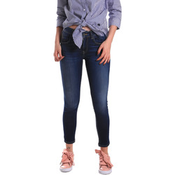 Vêtements Femme Jeans skinny Fornarina BE171L48D867VR Bleu