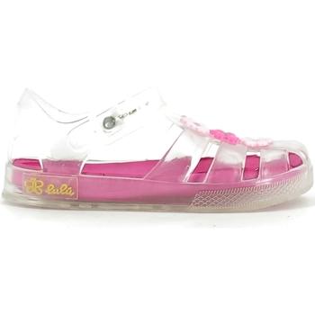 Chaussures Fille Sandales et Nu-pieds Lulu LI190001S Blanc