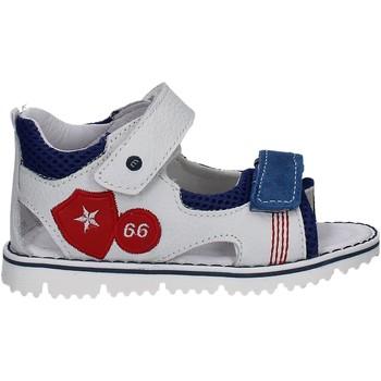 Chaussures Enfant Sandales et Nu-pieds Melania ME8053B7E.B Blanc