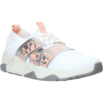 Chaussures Femme Baskets basses Napapijri NA4ET7 Blanc