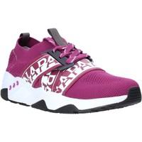 Chaussures Femme Baskets basses Napapijri NA4ET7 Violet