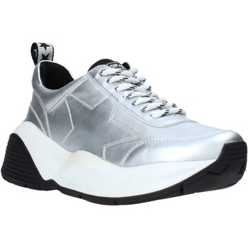 Chaussures Femme Baskets basses Shop Art SA020040 Argent