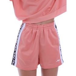 Vêtements Femme Shorts / Bermudas Fila 687689 Rose