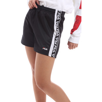 Vêtements Femme Shorts / Bermudas Fila 687689 Noir