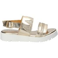 Chaussures Fille Pantalons fluides / Sarouels Silvian Heach SH-S18-S28 Jaune