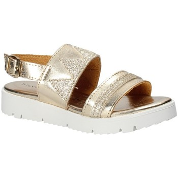 Chaussures Fille Sandales et Nu-pieds Silvian Heach SH-S18-S28 Jaune