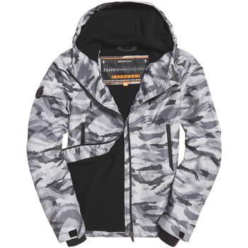 Vêtements Homme Vestes / Blazers Superdry M50010ST Gris