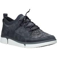 Chaussures Homme Baskets basses Clarks 26142075 Bleu