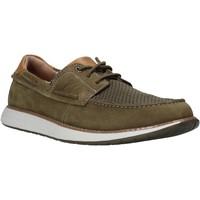 Chaussures Homme Chaussures bateau Clarks 26140953 Vert
