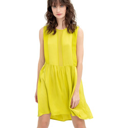 Vêtements Femme Robes courtes Fracomina FR20SM545 Jaune