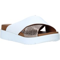 Chaussures Femme Mules Bueno Shoes N3408 Blanc