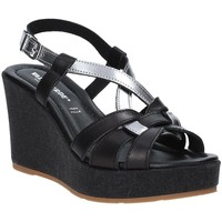Chaussures Femme Sandales et Nu-pieds Valleverde 32404 Noir