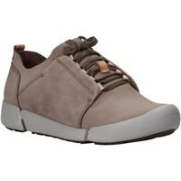 Chaussures Femme Baskets basses Clarks 26128216 Gris