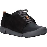 Chaussures Femme Baskets basses Clarks 26128213 Noir