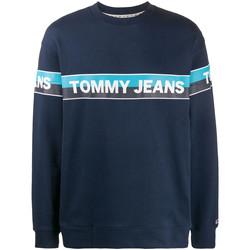 Vêtements Homme Sweats Tommy Jeans DM0DM07894 Bleu