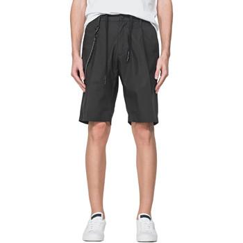 Vêtements Homme Shorts / Bermudas Antony Morato MMSH00157 FA900118 Noir