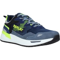 Chaussures Homme Baskets basses Replay GMS2L 240 C0001T Bleu