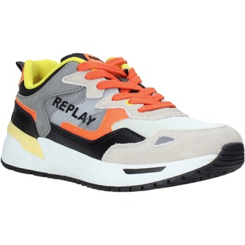 Chaussures Homme Baskets basses Replay GMS2L 240 C0001T Orange
