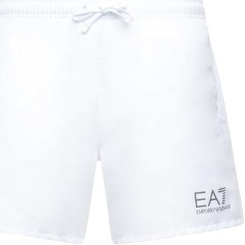 Vêtements Homme Maillots / Shorts de bain Ea7 Emporio Armani 902000 CC721 Blanc