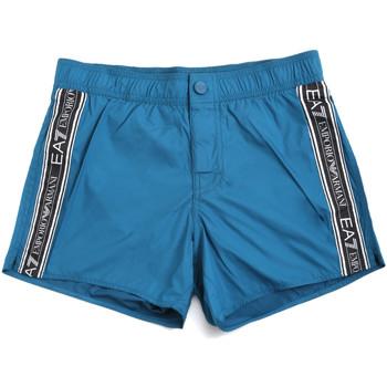 Vêtements Homme Maillots / Shorts de bain Ea7 Emporio Armani 902039 0P734 Bleu