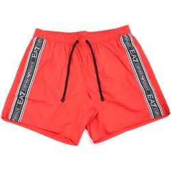 Vêtements Homme Maillots / Shorts de bain Ea7 Emporio Armani 902000 0P734 Rouge