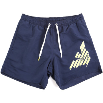 Vêtements Homme Maillots / Shorts de bain Ea7 Emporio Armani 902000 0P724 Bleu